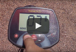 How to Save Settings for Teknetics Eurotek & Eurotek Pro & Change Unit of Measure